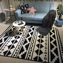 купить Nordic Countryside Carpets For Living Room Home Rug And Carpet For Bedroom Coffee Table Floor Mat Anti-Slip Study Room Area Rugs дешево