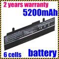 Bateria do portátil para asus eee pc vx6 jigu preto 1011 1015 1015 p 1015pe 1016 1215b 1215n a31-1015 a32-1015 al31-1015 pl32-1015