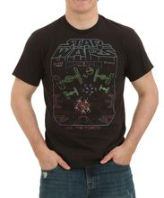 Star Wars Red 5 Standing By T-Shirt Free shipping  Harajuku Tops Fashion Classic