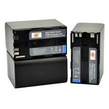 Dste 3 шт. bp-970g аккумулятор для canon xlh1 xl2 xm2 XH G1S XH A1S XHG1 XHA1 XF305 XF300 XF105 XF100 камера