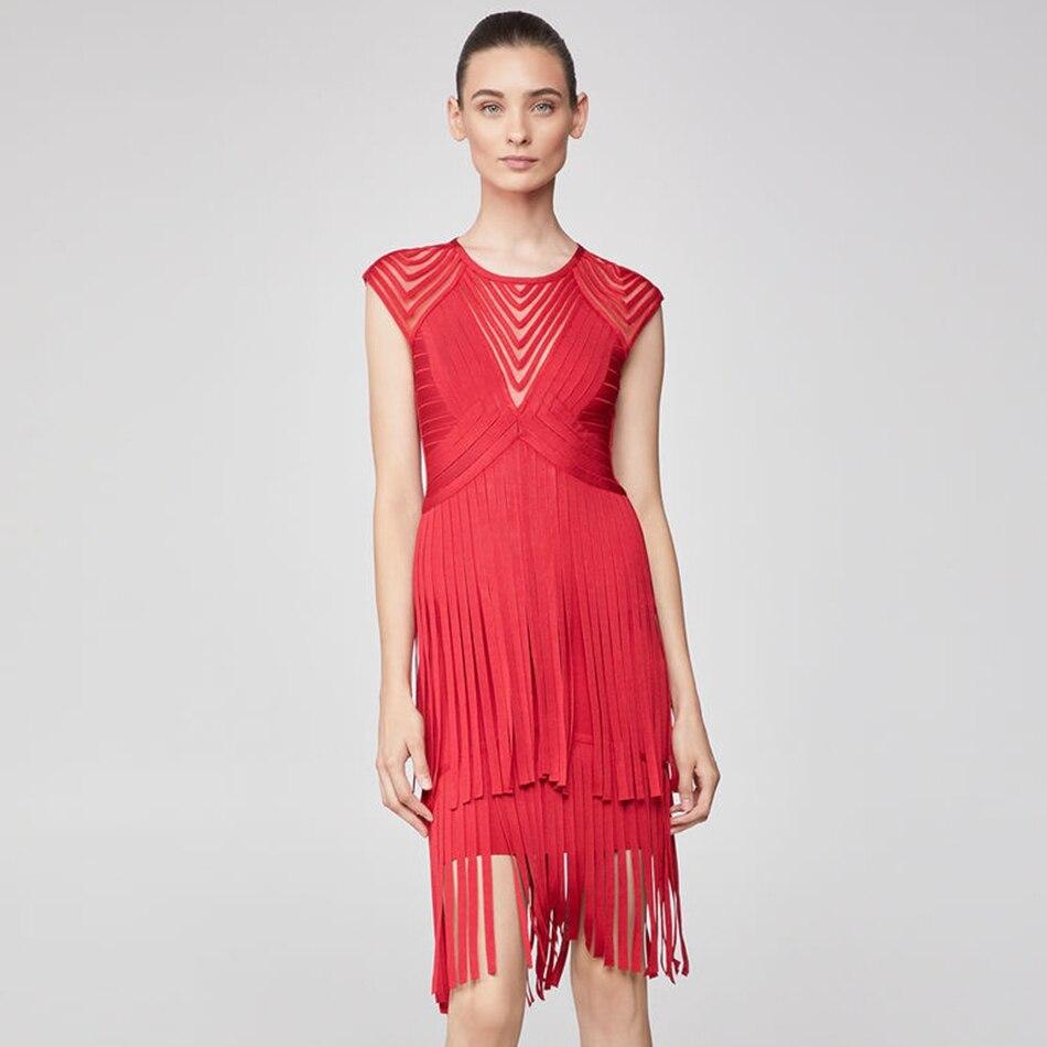 Party Tassel Nepaliedu Dress