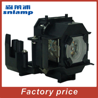 100% Snlamp совместимый проектор лампа ELPLP33 V13H010L33 для EMP-S3 EMP-S3L EMP-TW20 EMP-TW20H EMP-TWD1