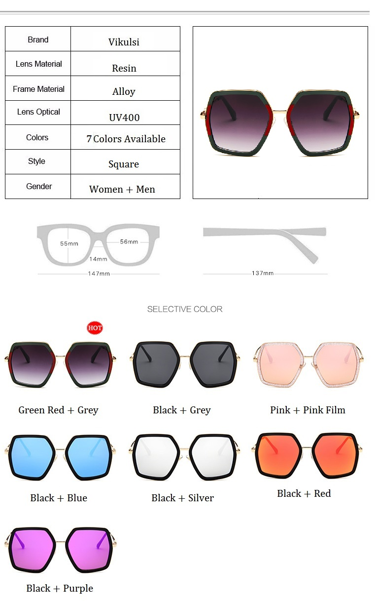 HTB1iY3Jd8TH8KJjy0Fiq6ARsXXab - Square Luxury Sun Glasses Brand Designer Ladies Oversized Crystal Sunglasses Women Big Frame Mirror Sun Glasses For Female UV400