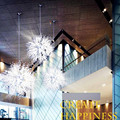 Lustre moderno Para Sala de estar Lustres Para Sala De Jantar Lustres de Cristal Lustres De Sala Lustres Luminária de Teto