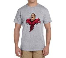 New summer JJ WATT 99 100% cotton t shirts Mens gift cool T-shirts for HOUSTON fans 0216-1