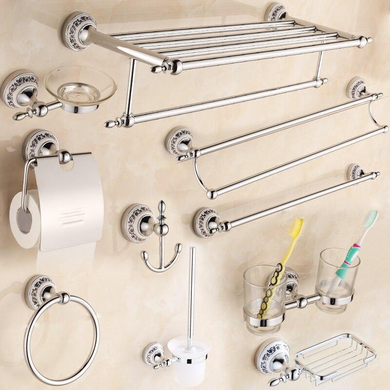 online get cheap bathroom towel holder sets -aliexpress