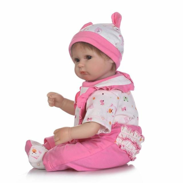 baby doll toy lifelike play house bedtime