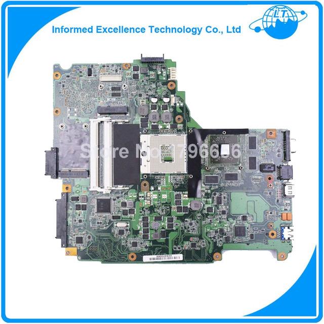 Envío libre para asus n61ja rev 2.0 2.1 placa madre del ordenador portátil mainboard N61JQ N61JA I5 cpu o I 7 cpu 100% Probado y garantizado