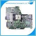Frete grátis para asus n61ja rev 2.0 2.1 laptop motherboard mainboard N61JQ N61JA I5 cpu ou I 7 cpu 100% Testado & garantido
