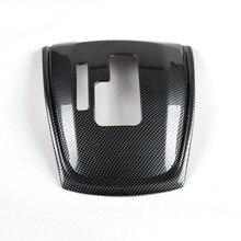 Стайлинга автомобилей Рычаги передач для автомобиля Стикеры Панель Рамки Накладка подходит для X-Trail T32 XTRAIL Rogue 2015 2016 2017 автомобилей интимные аксессуары