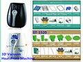 1 Набор ST-1520 3D Мини сублимационная вакуумная машина термопресс машина для телефона чехол/Крышка Кружка Чашки упрощает