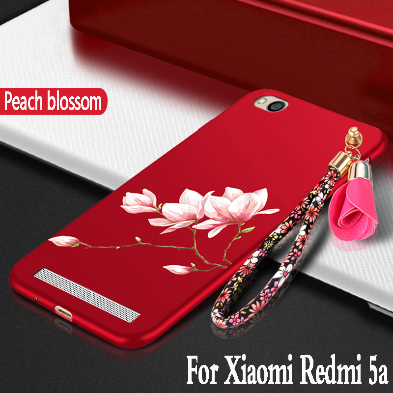 For Xiaomi Redmi 5a Case Silicone Luxury 5