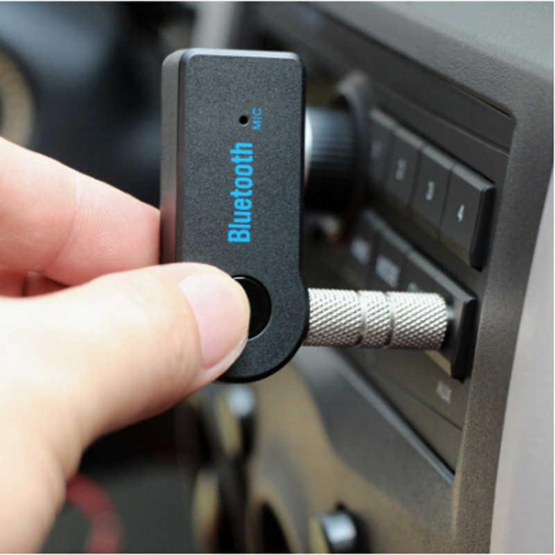3.5Mm Jack AUX Bluetooth Audio Receiver Untuk BMW 1 2 3 4 5 6 7 Seri X1 X3 X4 x5 X6 E60 E90 F07