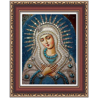 5d Diy Diamond Embroidery Religious Our Lady And Baby Diamond Painting Jesus Mosaic Beadwork Pictures Rhinestones