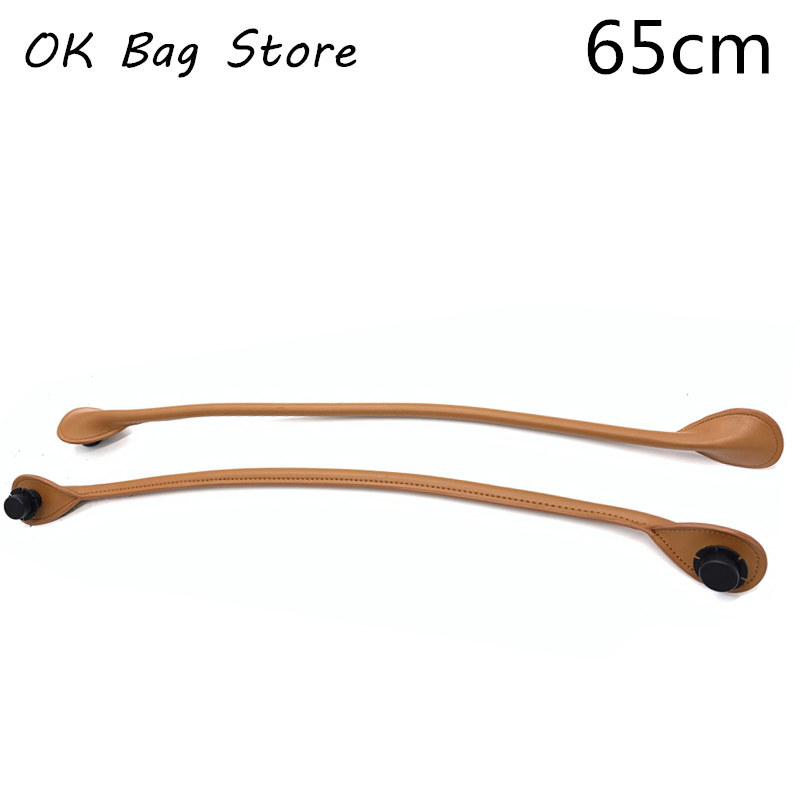 For Obag Pu Handles New Accessories 8 Colors 1 Pair Of Handles Size 65