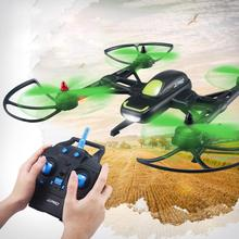 JJPRO X2 2.4GHz 4CH 6-Axis Quadcopter Drone UAV Through The Entry-leve With LED Headless Drone RC Helicopters toy