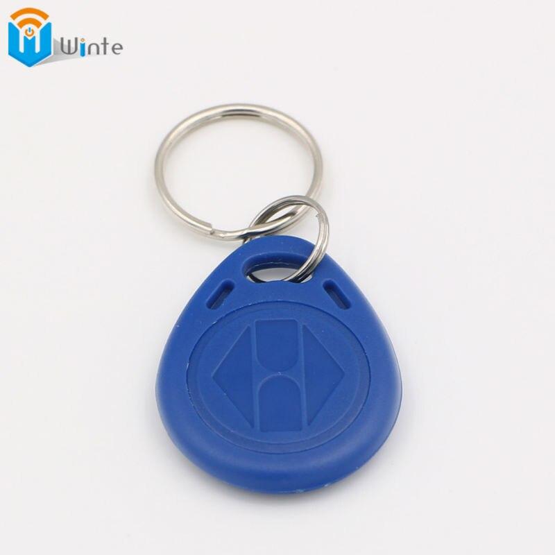 5pcs/lot  125Khz RFID EM4305 Tag Proximity Keyfobs Ring Access Control Card 4 Colors for Access Control Time Attendance Winte автомобильный коврик novline 3d в салон bmw 3 f30 2012