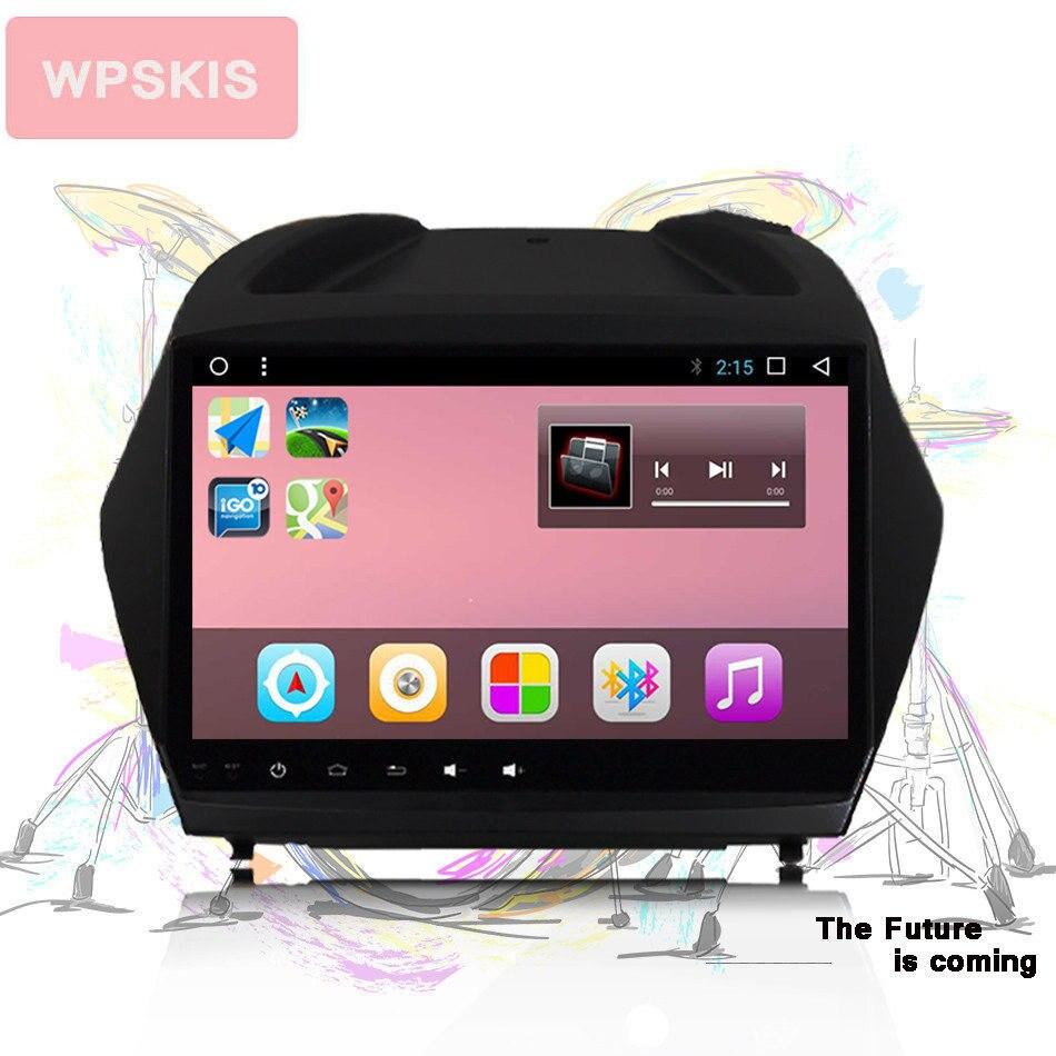 Octa Eight Core Android 9 0 Car radio DVD player GPS for Hyundai iX35 2010 2011
