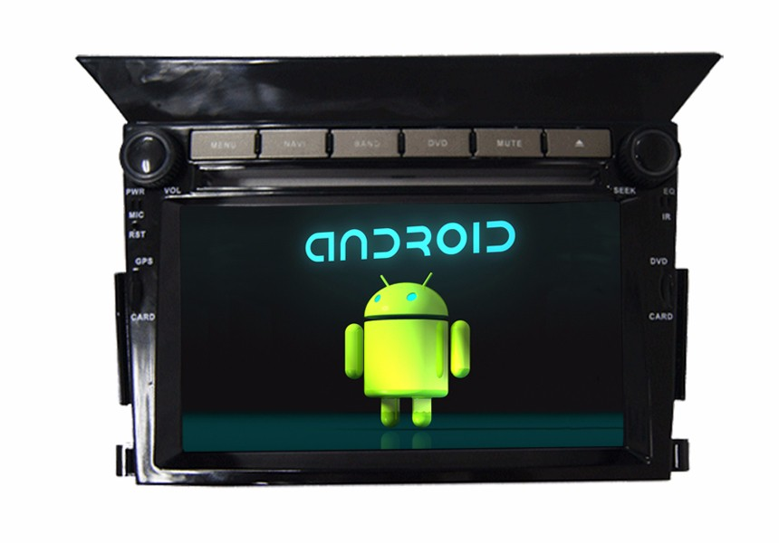 Honda Pilot in dash car dvd gps android system