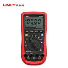 Uni-t UT61E цифровой мультиметр авто диапазон правда RMS пиковое значение RS232 REL AC / DC амперметр uni т UT 61E мультиметр