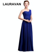 robe soiree sexy long cheap one shoulder pageant party time formals champagne royal blue bridesmaid dresses 2019 under 100