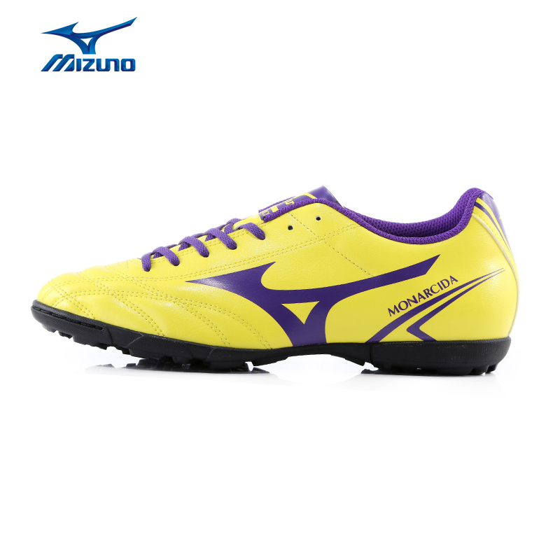 MIZUNO Men MONARCIDA AS Soccer Shoes Breathable Cushioning Fitness Support Sport Shoes Sneakers P1GD162467 YXZ017