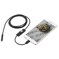 1M 2M 5M 3 5M 7mm Lens Inspection Pipe Endoscope Mini USB Camera Snake Tube With