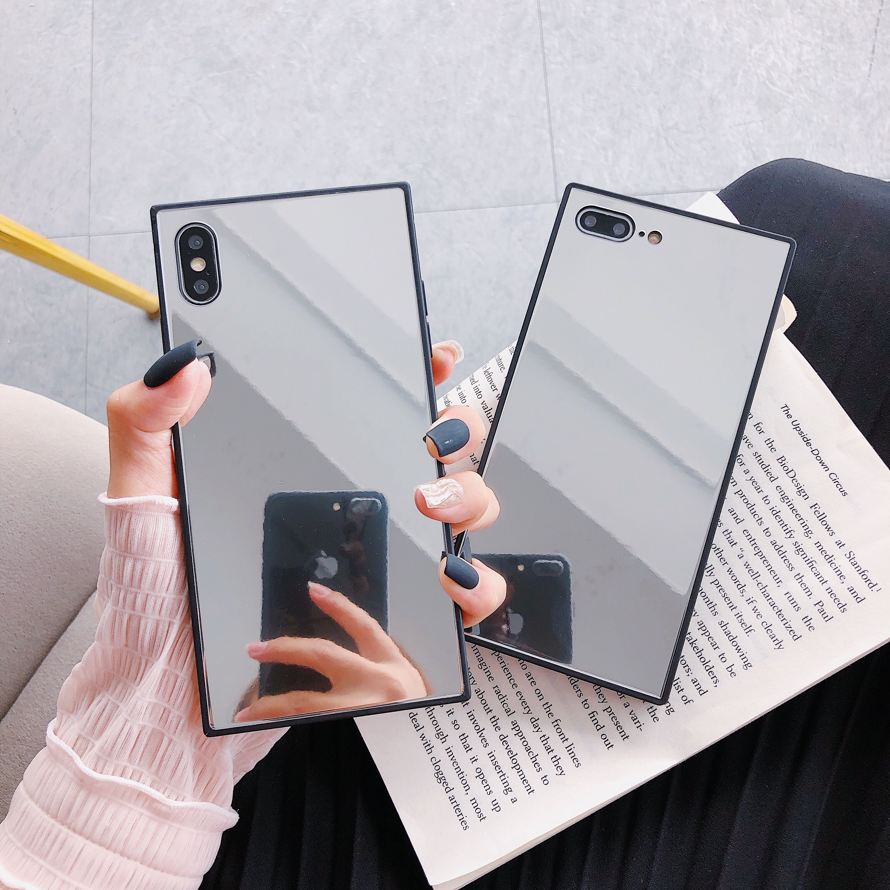 Buy iPhone X XS Max XR Makeup Mirror