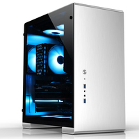 JONSBO U5 ATX chassis (all aluminum housing/support 240 cold row/back line / long graphics/double side glass side through)