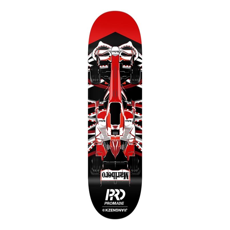 цена на High Quality Pro DOUBLE ROCKER Graphics 7.875/8'/8.125/8.25 Skateboard Decks Boards Skates Canadian Maple Shape Skate