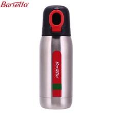 Barsetto BAX335S Vácuo Copo Térmico Xícara de Café Garrafa de Água de Aço Inoxidável Ao Ar Livre Dupla Copo de Isolamento Frio Para BAH010N BAH400N