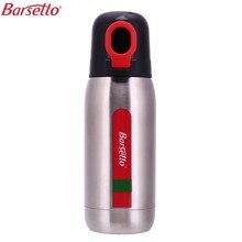 Barsetto BAX335S vacío taza térmica botella de agua al aire libre de acero inoxidable de doble aislamiento frío para BAH010N BAH400N