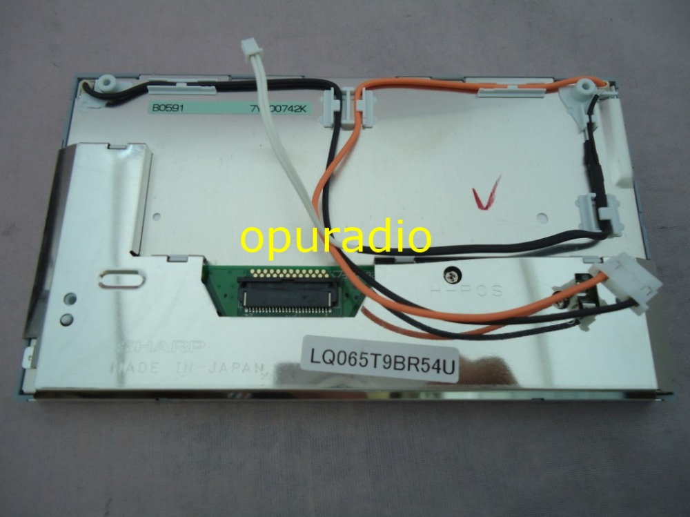 For Sharp 6.5/'/' LQ065T9BR52U LQ065T9BR53U LQ065T9BR54U LQ065T9BR55U LCD Screen
