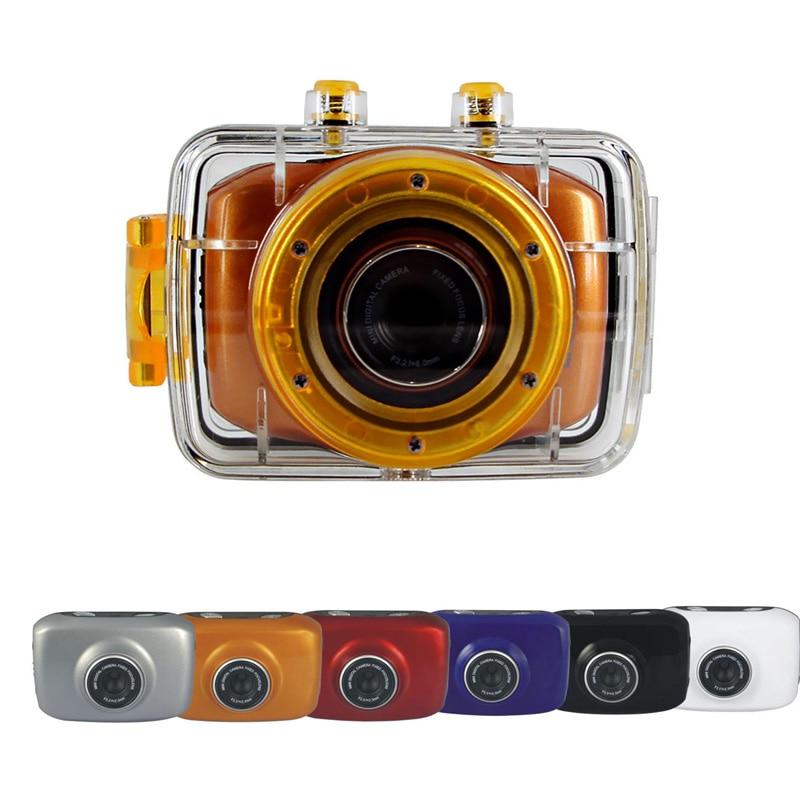 2017 Winait Heißer Verkauf Wiederaufladbare Lihtium-ionen-batterie Batterie Hd 720 P Action Sports Kamera Dv-123sd Kostenloser Versand Neueste Mode