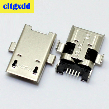 5PCS Micro USB jack Charging Connector Port For Asus ZenPad 10 ME103K Z300C Z380C P022 8.0 Z300CG Z300CL K010 K01E K004 T100T image