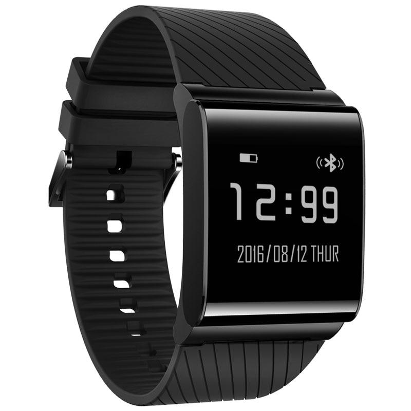 X9 Più Intelligente Braccialetto Bluetooth Orologio Intelligente Sonno Tracker Bracciale Fitness Frequenza Cardiaca Pedometro Intelligente per Android Ios