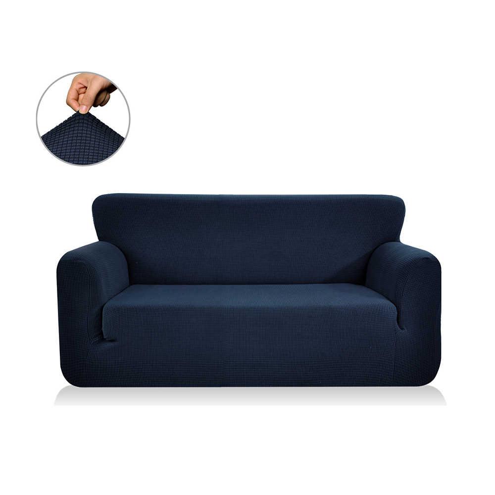 弾性ソファカバータイトなラップカバーオールインクルーシブソファリビングルーム断面コーナー椅子用カバー/ラブシート /ソファカバー