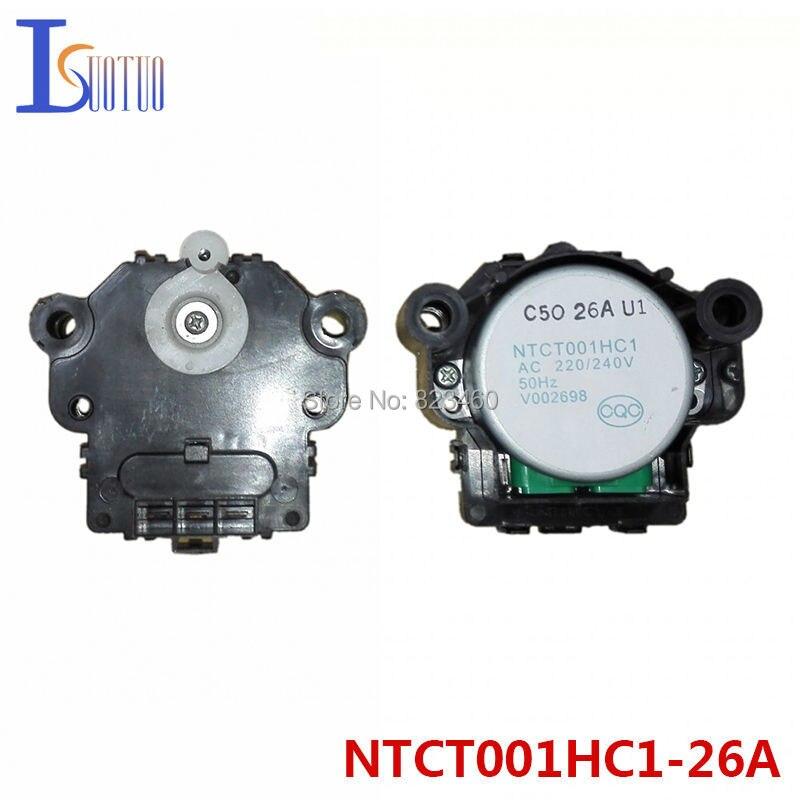 все цены на Panasonic washing machine tractor NTCT001HC1 26A washer drain valve Original drainage motor онлайн