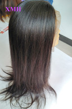 Silky Straight Silk Top Full Lace Wigs Human Hair Brazilian Silk Base Full Lace Wig Glueless Straight Silk Top Wigs DHL Shipping