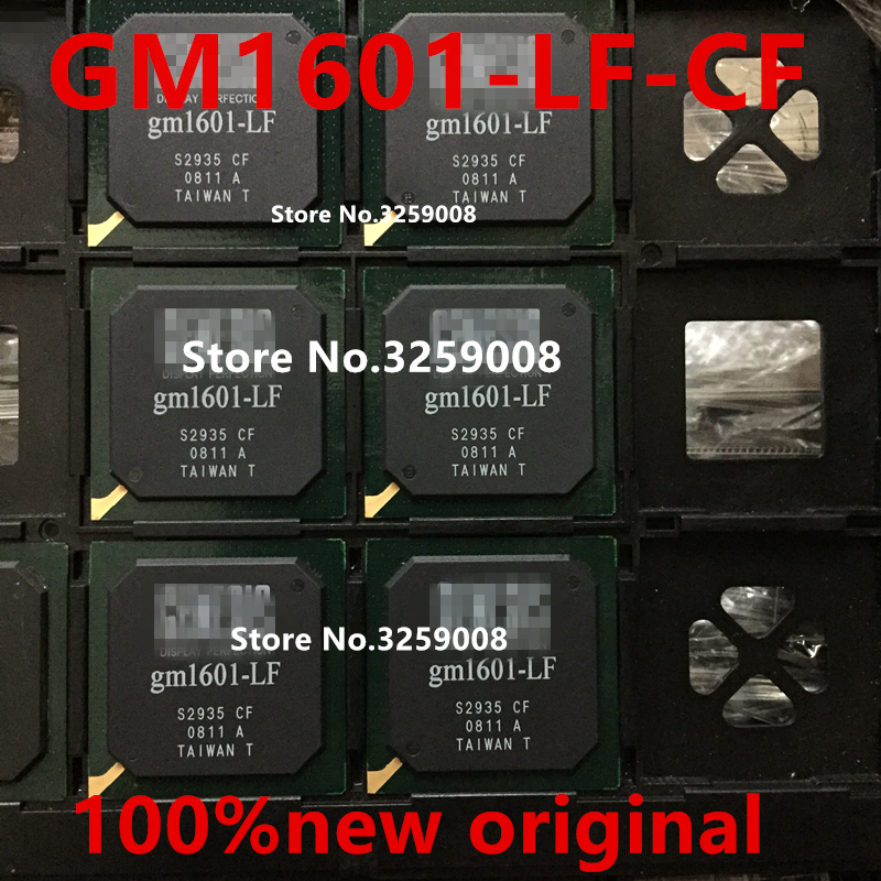 купить GM1601 GM1601-LF GM1601-LF-CF 100% new imported original 1PCS недорого