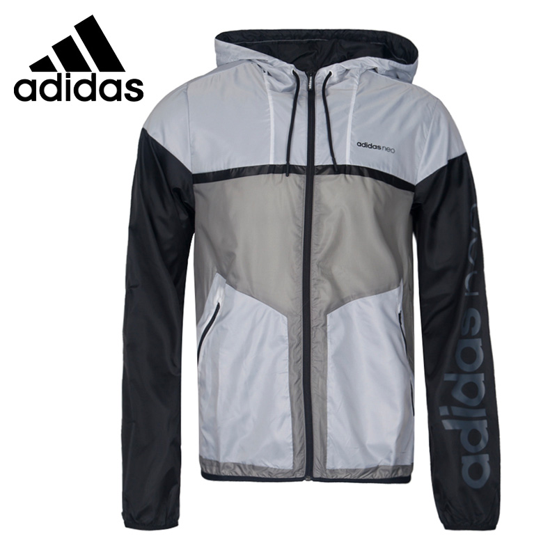 Original New Arrival 2017 Adidas NEO Label M CS WB Men's jacket Hooded Sportswear original new arrival official adidas neo label m 2 layer wb men s jacket hooded sportswear