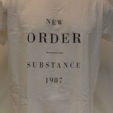MENS NEW ORDER SUBSTANCE T