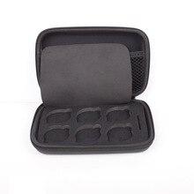 MCUV CPL ND Градуированные фильтры чехол для фильтра объектива сумка для хранения Пылезащитная водонепроницаемая сумка для DJI Phantom 4 3