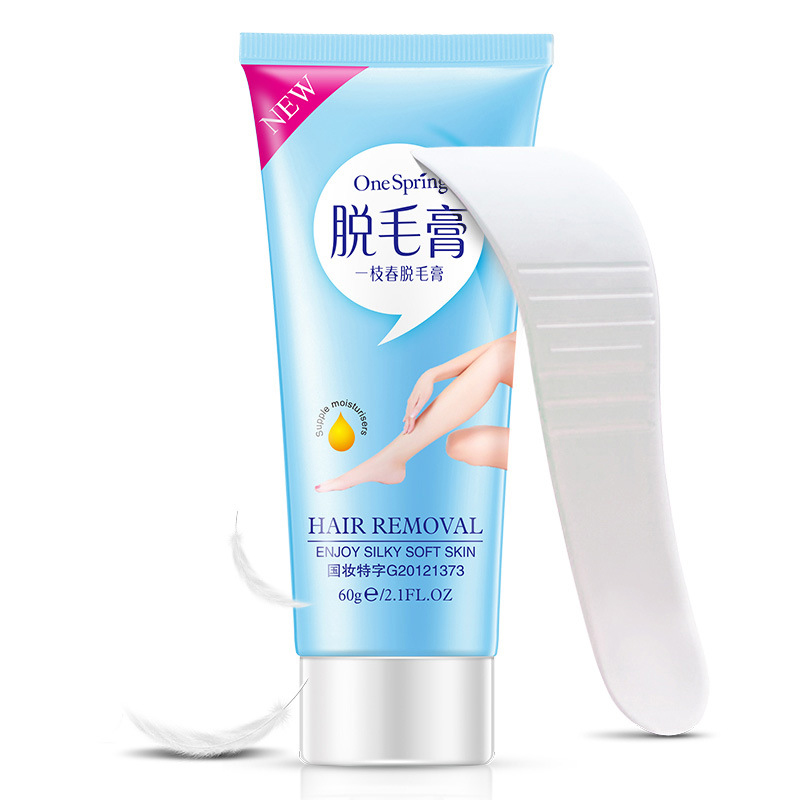 Hair Removal Cream Legs Armpit Hair Removal Gel Pianless Body Hair Removal Cream Painless Effective Gentle 60g