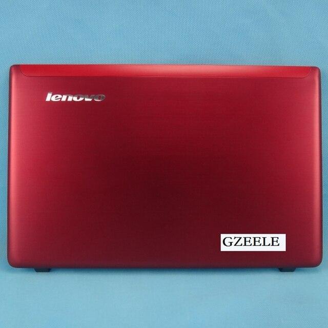 Новый Ноутбук Топ ЖК Заднюю Обложку для lenovo Z570 Z575 красный