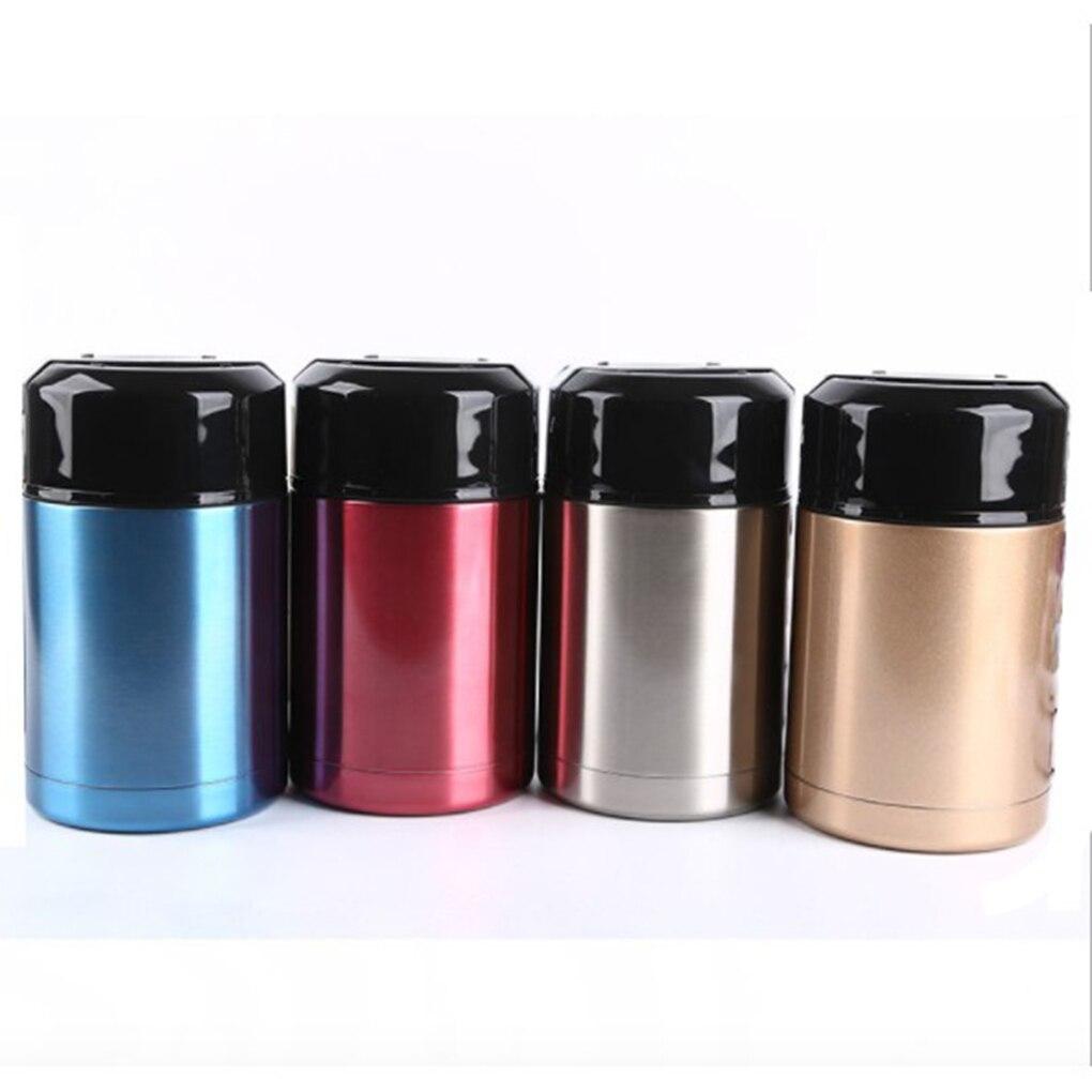 Stainless Steel Thermal Heat Warm Travel Bottle Double Vacuum Mug Insulation Flask Wonder Cooker Pot