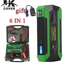 JKCOVER 68000 МВтч автомобиля скачок стартер для Бензин автомобилей Батарея Зарядное устройство аварийного 800A разряда Авто начиная высокое Банк питания