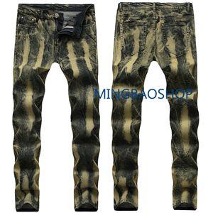 Designer jeans men high quality men's pants trendy jeans gold jeans costumes vintage mens clothing mens skinny jeans brand