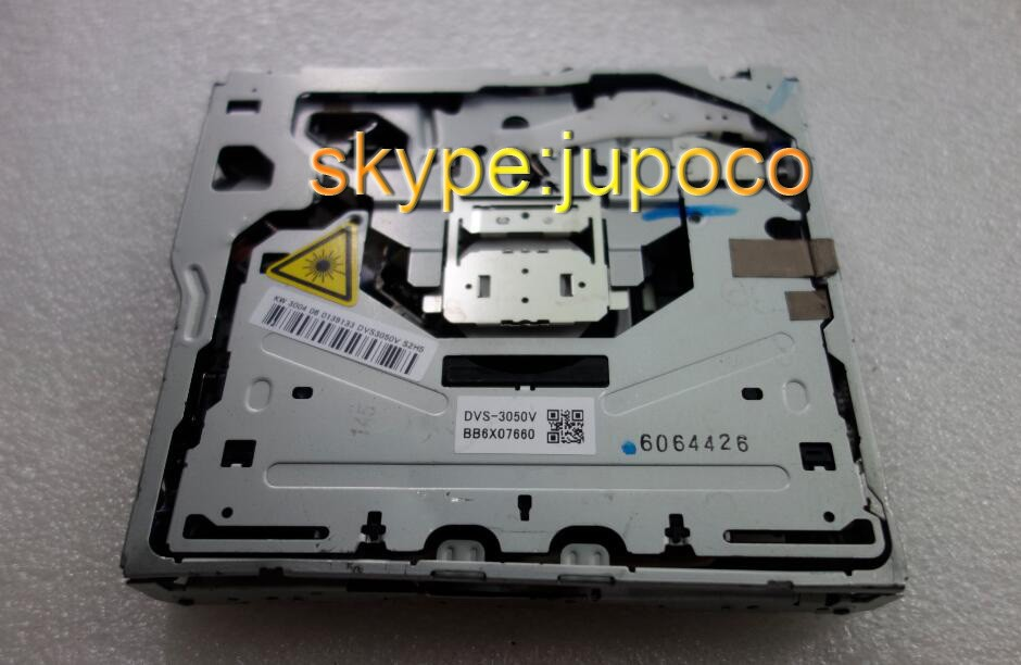Original single DVD navigation mechanism DVS-3042 DVS-3050 DVS-3050V SF-HD4 2 trimmer FOR VW MFD2 DDX-7067 NAVI LOADER