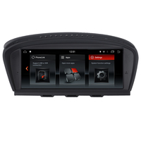 Car multimedia player for BMW 5 Series E60 CCC MASK system PX6 6 core 2G+32G Android 8.1 WIFI BT 8.8 Screen Vehicle Navigation